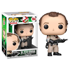 Funko POP Dr. Peter Venkman