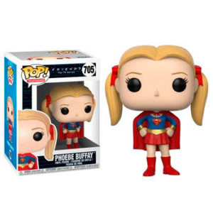 Funko POP Phoebe Buffay Supergirl