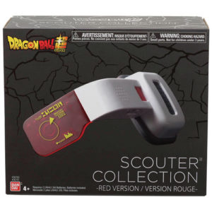 Scouter Rojo
