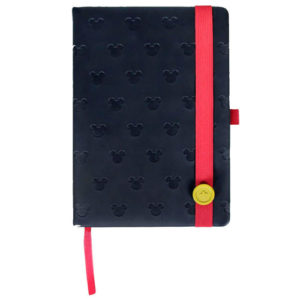 Cuaderno Mickey Mouse A5