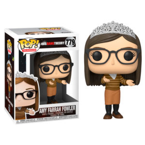Funko POP Amy Farrah Fowler