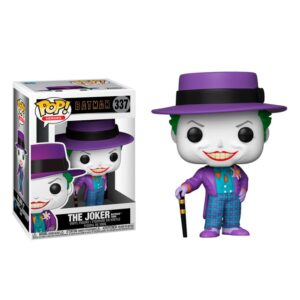 Funko POP Joker sombrero 1989 (Posible chase)