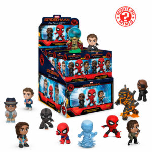 Mystery Minis Spiderman: Far From Home