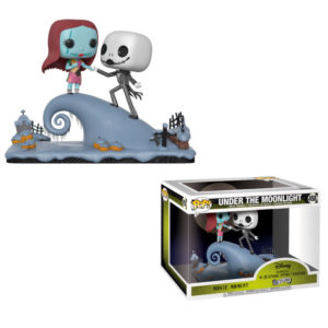 Funko POP Movie Moments: Jack & Sally