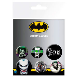 Set de chapas Joker