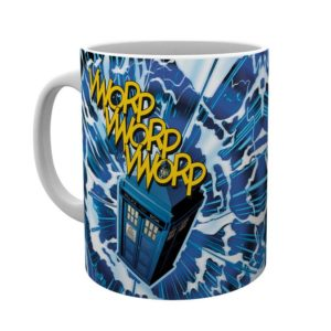 Taza Doctor Who