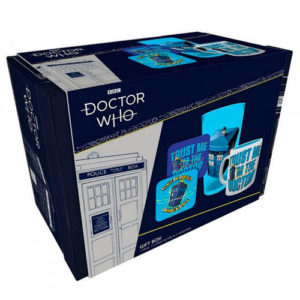 Caja regalo Doctor Who