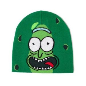 Gorro Pickle Rick