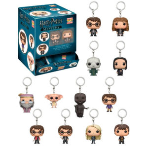 Llavero POP Pocket Sorpresa de Harry Potter