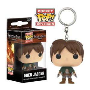Llavero POP Pocket Eren Jaeger