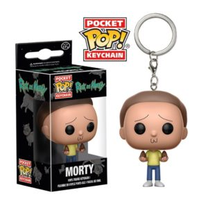 Llavero POP Pocket Morty
