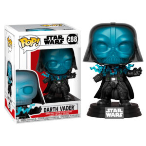 Funko POP Darth Vader electrocuted