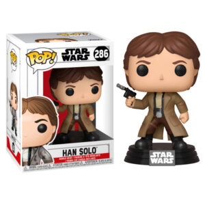 Funko POP Han Solo Endor