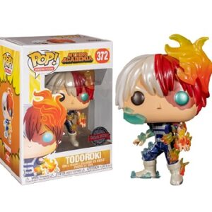 Funko POP Todoroki – Metallic edition