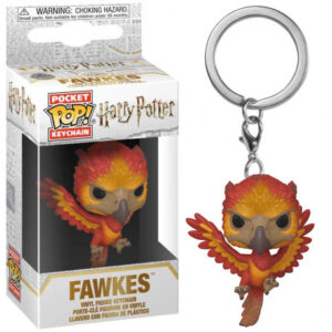 Llavero POP Pocket Fawkes