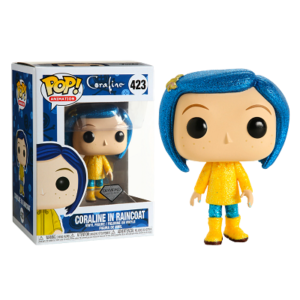 Funko POP Coraline con abrigo – Diamond collection
