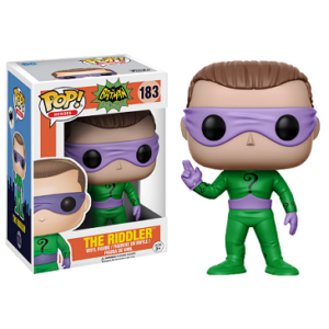 Funko POP Enigma (Posible chase)