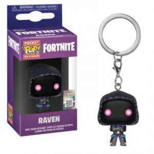 Llavero POP Pocket Raven