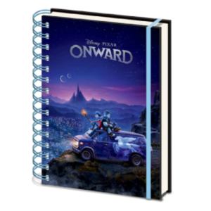 Cuaderno Onward
