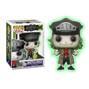Funko POP Beetlejuice – Glow in the dark