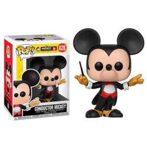 Funko POP Mickey Mouse Director de orquesta