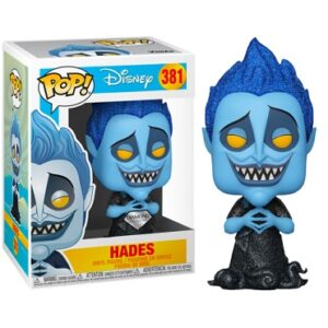 Funko POP Hades – Diamond Collection (Posible Chase)