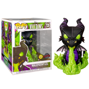 Funko POP Maléfica Dragón – Special edition / Glow in the dark