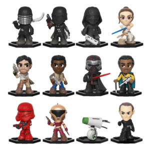 Mystery Minis Star wars: The Rise of Skywalker
