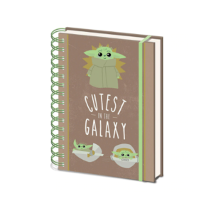 Cuaderno Cutest in the galaxy