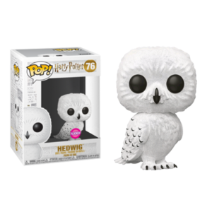 Funko POP Hedwig – Flocked