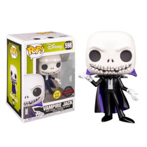 Funko POP Vampire Jack – Glow in the dark