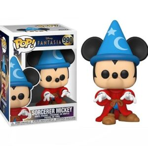 Funko POP Mickey Mouse hechicero