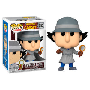 Funko POP Inspector Gadget (Posible chase)