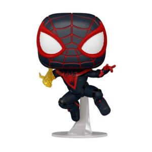 Funko pop Miles Morales (Classic Suit) (Posible Chase)